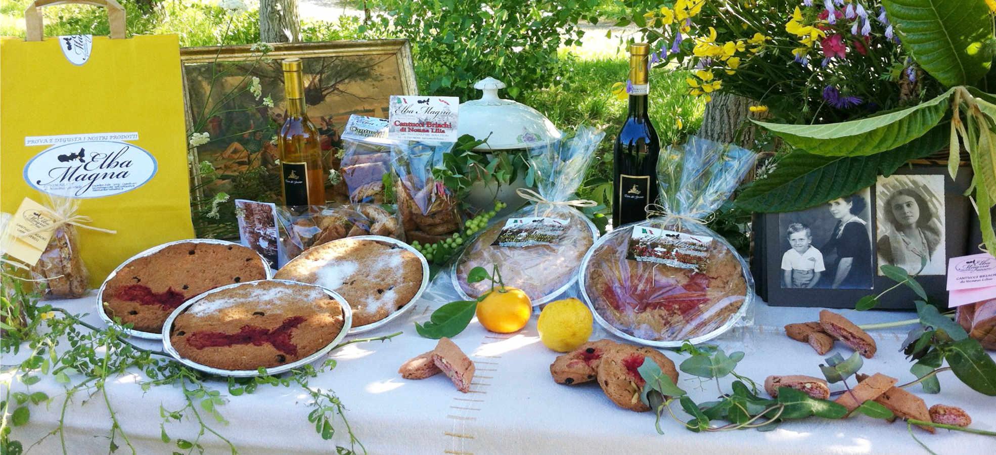 ElbaMagna, prodotti tipici Isola d'Elba